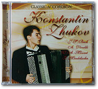 "Kostyantyn Zhukv. CD ""Kostyantyn Zhukov plays solo and in duo"""